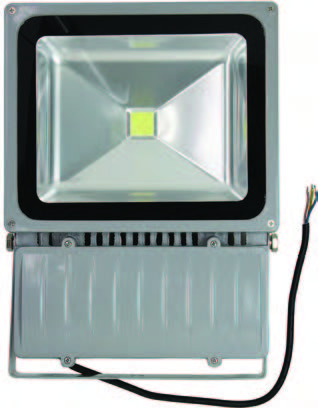 30W LED Flood Light - 5000K -2600 Lumens