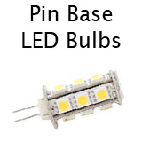 Pin Base LED Bulbs