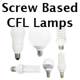 Screw Based CFL