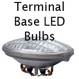 Terminal Base LED Bulbs
