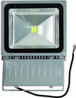 75W LED Flood Light - 5000K -6800 Lumens