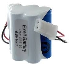 6V 800MAH NICAD Battery