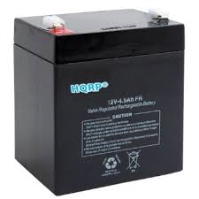 12V 5.8AH 22W Sealed Lead Acid Battery