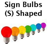 Sign Bulbs
